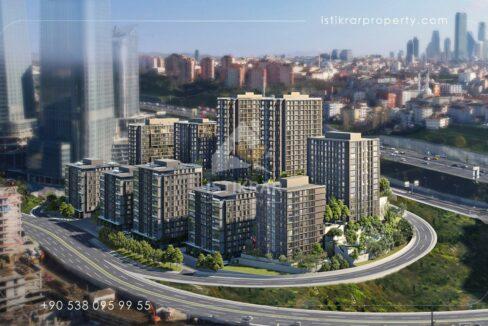 مشروع أفانغارد اسطنبول Avangart İstanbul